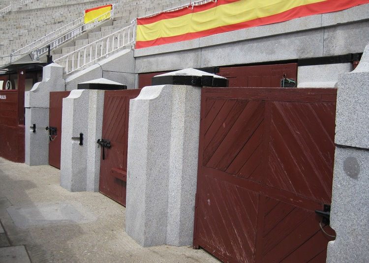 Puerta de arrastre