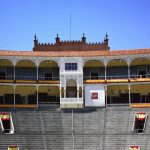 Palco de la Plaza de Toros de las Ventas