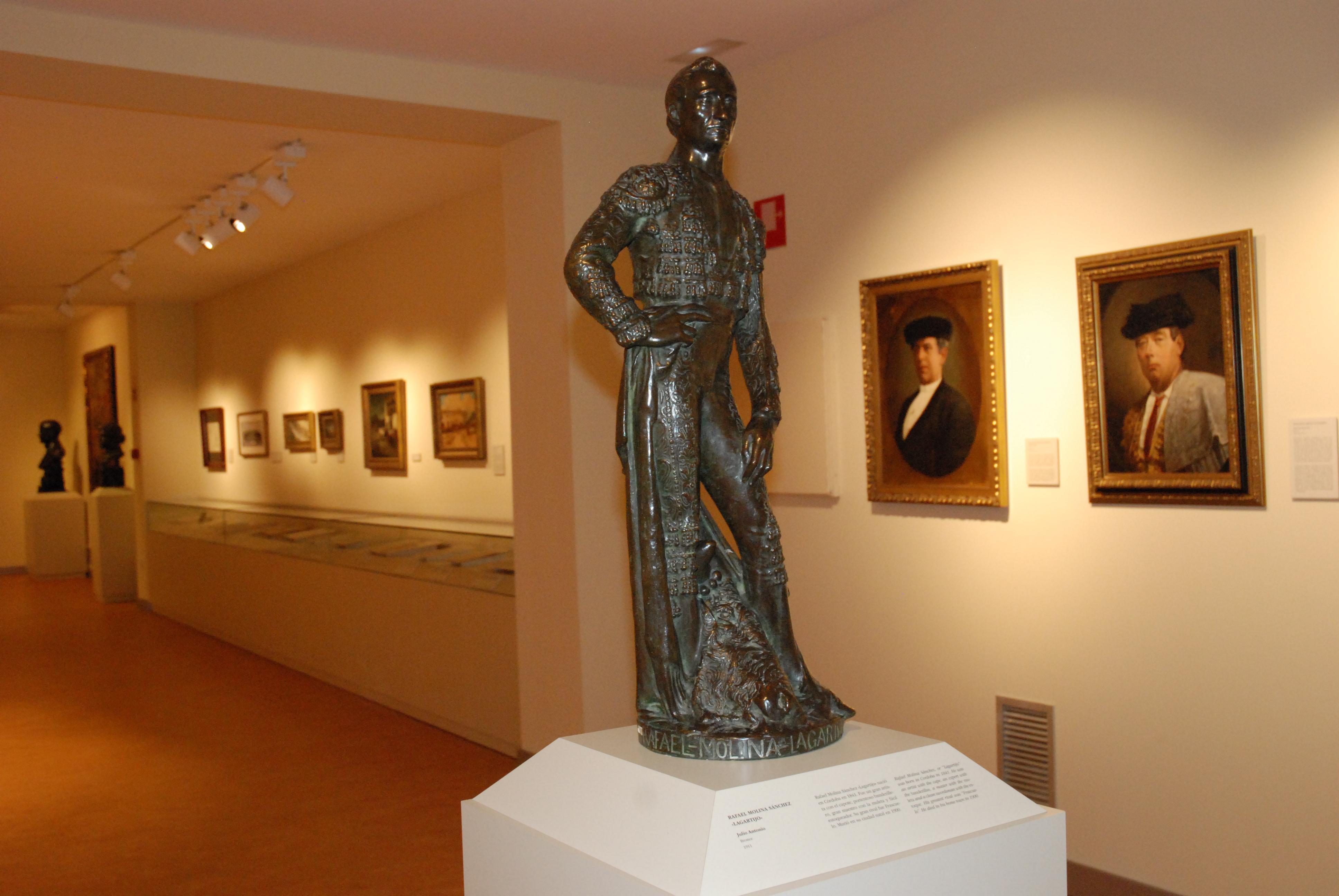 Museo.El Museo Taurino Las Ventas Tour Web Oficial